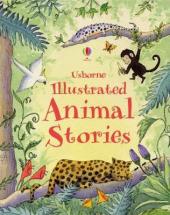 Illustrated Animal Stories - фото обкладинки книги