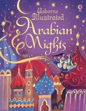Illustrated Arabian Nights - фото обкладинки книги