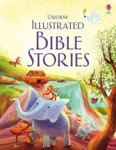 Illustrated Bible Stories - фото обкладинки книги