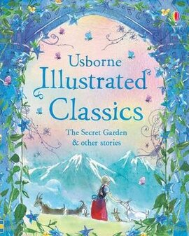 Illustrated Classics The Secret Garden & Other Stories - фото книги