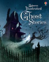 Illustrated Ghost Stories - фото обкладинки книги