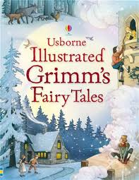 Книга Illustrated Grimm's Fairy Tales