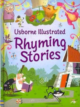 Книга Illustrated Rhyming Stories