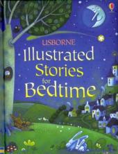 Illustrated Stories for Bedtime - фото обкладинки книги