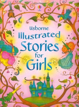 Illustrated Stories for Girls - фото книги