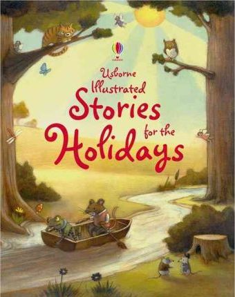 Книга Illustrated Stories for the Holidays