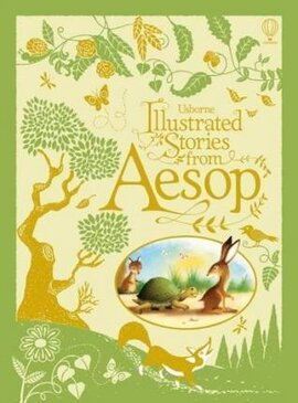 Illustrated Stories from Aesop - фото книги
