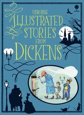 Illustrated Stories from Dickens - фото обкладинки книги