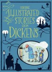 Illustrated Stories from Dickens - фото обкладинки книги