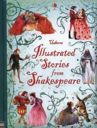 Книга Illustrated Stories from Shakespeare