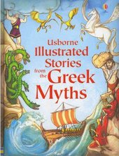 Книга Illustrated Stories from the Greek Myths