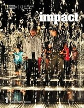 Impact 1 Assessment Exam View - фото обкладинки книги