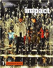 Impact 1. Grammar Book - фото обкладинки книги