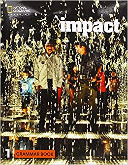 Impact 1. Grammar Book - фото книги