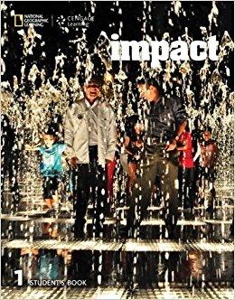 Impact 1. Student's Book - фото книги