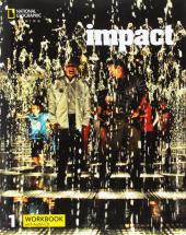 Impact 1. Workbook with Audio CD - фото обкладинки книги