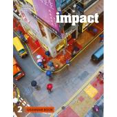 Impact 2. Grammar Book - фото обкладинки книги