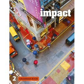 Impact 2. Grammar Book - фото книги