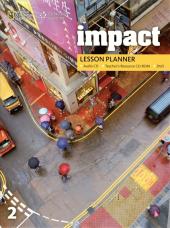 Impact 2. Lesson Planner + Audio CD + TRCD + DVD - фото обкладинки книги