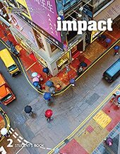Impact 2. Student's Book - фото обкладинки книги