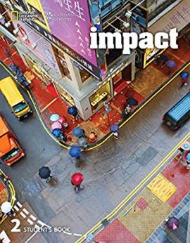 Impact 2. Student's Book - фото книги