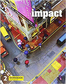Impact 2. Workbook with Audio CD - фото книги