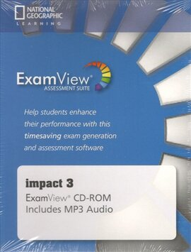 Impact 3 Assessment Exam View - фото книги