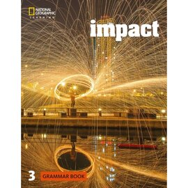 Impact 3. Grammar Book - фото книги