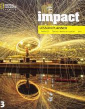 Impact 3. Lesson Planner + Audio CD + TRCD + DVD - фото обкладинки книги