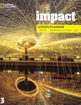 Impact 3. Lesson Planner + Audio CD + TRCD + DVD - фото книги