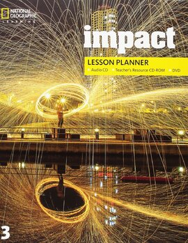 Impact 3. Lesson Planner + Audio CD + TRCD + DVD - фото книги