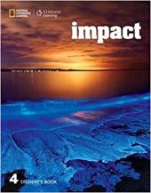 Impact 3. Student's Book - фото обкладинки книги