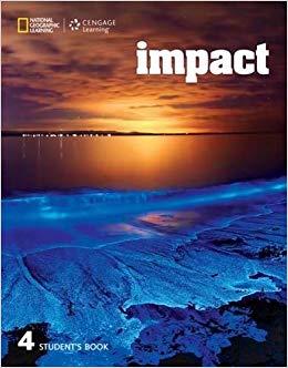 Impact 3. Student's Book - фото книги