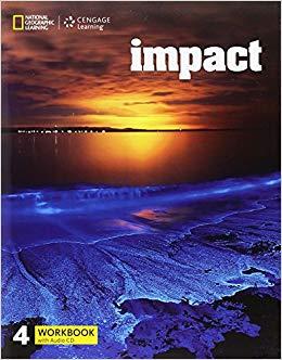 Impact 3. Workbook with Audio CD - фото книги
