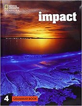 Impact 4. Grammar Book - фото обкладинки книги