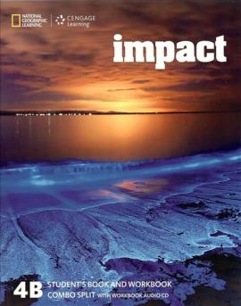 Impact 4. Student's Book Combo B with Workbook + Audio - фото книги
