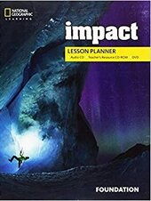 Impact Foundation. Lesson Planner + Audio CD + TRCD + DVD - фото обкладинки книги