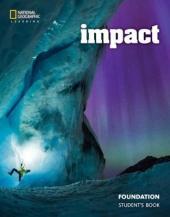 Impact Foundation. Student's Book - фото обкладинки книги
