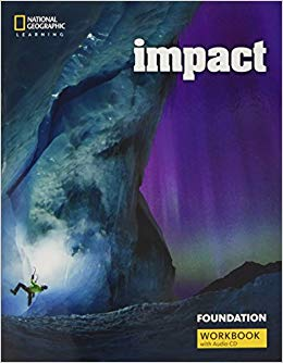 Impact Foundation. Workbook with Audio CD - фото книги
