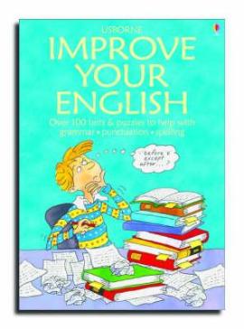 Книга Improve Your English