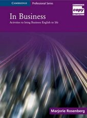 In Business : Activities to Bring Business English to life - фото обкладинки книги