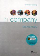 In Company Elementary Student's Book with CD - фото обкладинки книги
