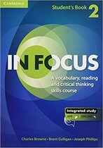 Аудіодиск In Focus 2 Student's Book with Online Resources