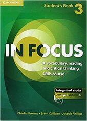 In Focus 3 Student's Book with Online Resources - фото обкладинки книги