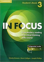 Підручник In Focus 3 Student's Book with Online Resources