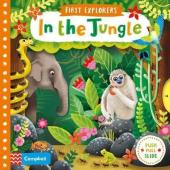 In the Jungle - фото обкладинки книги