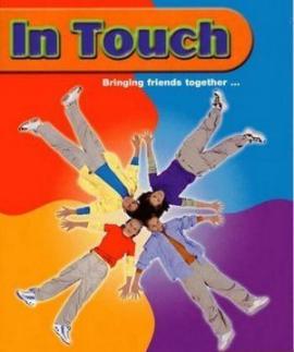 In Touch 1 Class Audio CD (аудіодиск) - фото книги