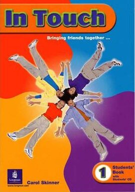 In Touch 1 Student Book + CD (підручник) - фото книги