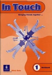 In Touch 1  Workbook - фото обкладинки книги