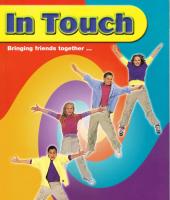 In Touch 2 Class Audio CD (аудіодиск) - фото обкладинки книги
